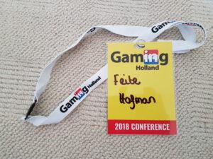 Gaming in Holland in de Hallen